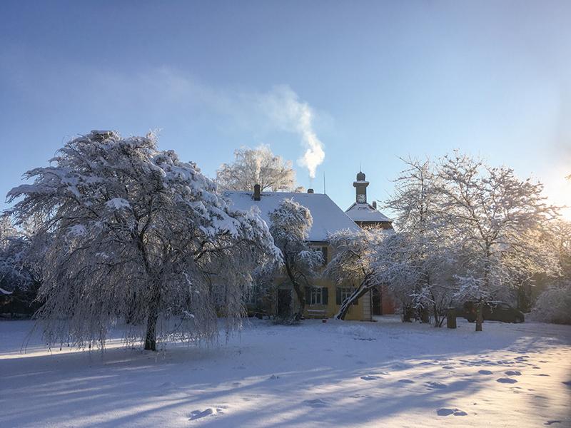 Winter in Sommersdorf
